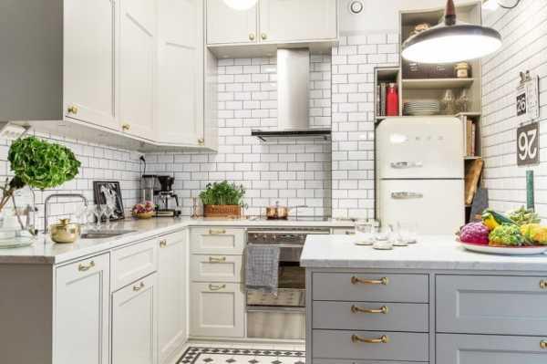 Дизайн интерьера кухни в стиле прованс и кантри фото