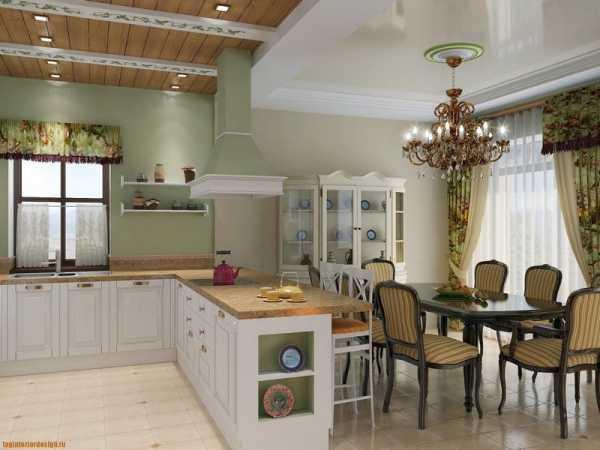 законно ли делать кухню гостиную