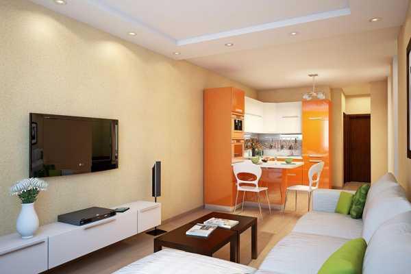 Дизайн проект гостиной 18 квм 20