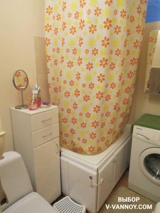 Дизайн ванной совмещенной