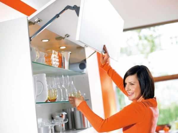 Кухни без ручек фото дизайн
