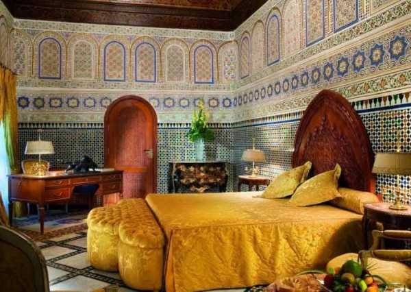Мавританский стиль в интерьере