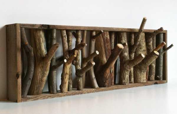 Спилы деревьев в интерьере